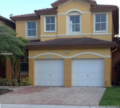 Doral Single Family Home For Sale: 11211 NW 84th St