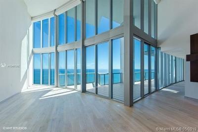 Sunny Isles Beach Condo For Sale: 17001 Collins Av #4504