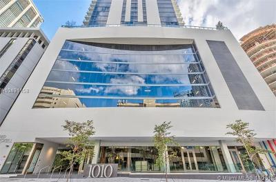 Miami Condo For Sale: 1010 Brickell Ave #2005