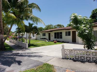 North Miami Beach Single Family Home For Sale: 1700 NE 159th