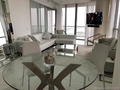 Marquis Condo, Marquis Condominium, Marquis Residences Rental For Rent: 1100 Biscayne Blvd #4601