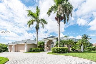 Palmetto Bay Single Family Home For Sale: 8380 SW 138th Ter