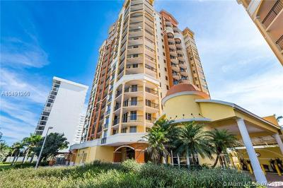 Fort Lauderdale Condo For Sale: 2001 N Ocean Blvd #1605