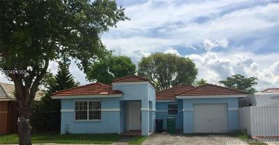 Miami Single Family Home For Sale: 11441 SW 145th Ave