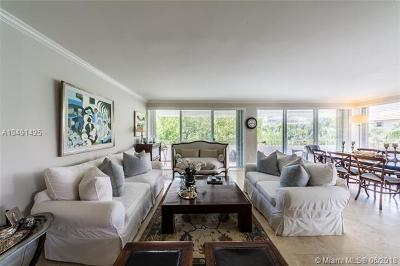 Key Biscayne Condo For Sale: 155 Ocean Lane Dr #301