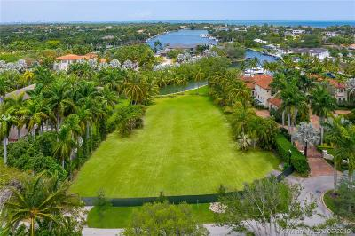 Coral Gables Residential Lots & Land For Sale: 9175 Arvida Dr