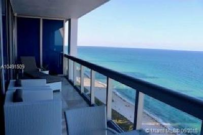 Miami Beach Condo For Sale: 6899 Collins Ave #1807