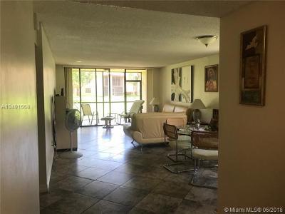 Miami Condo For Sale: 20851 San Simeon Way #105