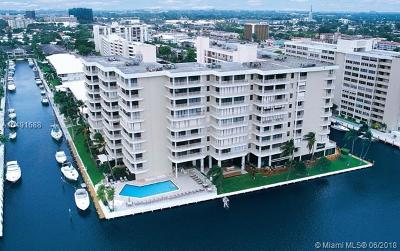 Fort Lauderdale Condo For Sale: 3100 NE 48th St #313