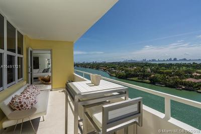 Miami Beach Condo For Sale: 5600 Collins Ave #16S