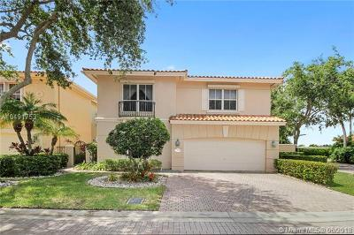 Hollywood Single Family Home For Sale: 1593 Breakwater Ter