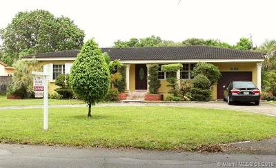 Miami Single Family Home For Sale: 13350 NW 1st Ave