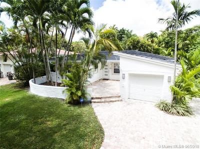 Coral Gables Single Family Home For Sale: 1418 Cordova St