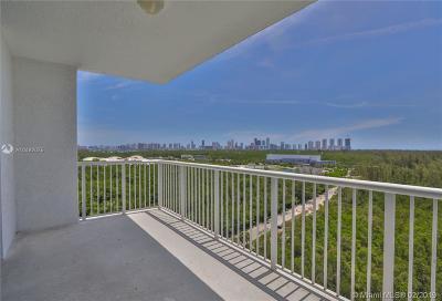 North Miami Condo For Sale: 15051 Royal Oaks Ln #1201