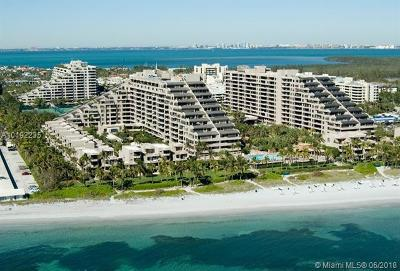 Key Biscayne Condo For Sale: 251 Crandon Blvd #1100