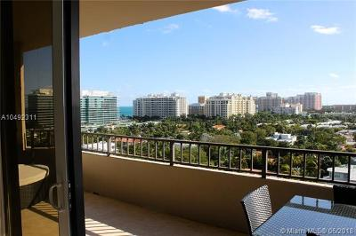 Key Biscayne Condo For Sale: 151 Crandon Blvd #1029