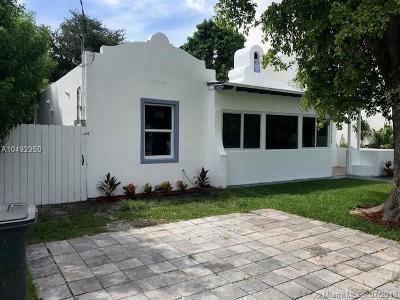 North Miami Single Family Home For Sale: 12125 NE 5th Ave