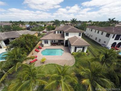 Parkland Single Family Home For Sale: 7287 NW 122