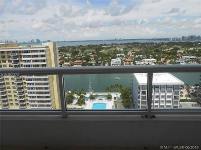Miami Beach Condo For Sale: 5601 Collins Ave #PH-14