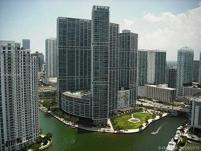 Condo For Sale: 325 S Biscayne Bl #2821