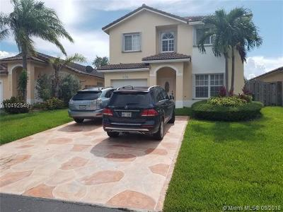 Cutler Bay Single Family Home For Sale: 21356 SW 87th Pl