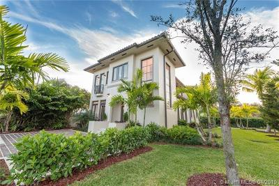 Coral Gables Single Family Home For Sale: 4200 Alhambra Cir