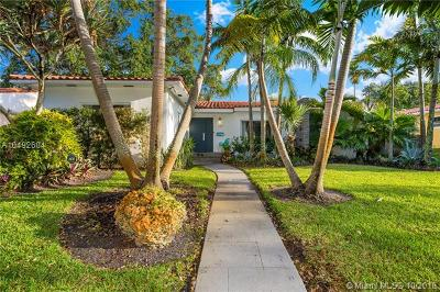 Miami Shores Single Family Home For Sale: 480 NE 103rd St