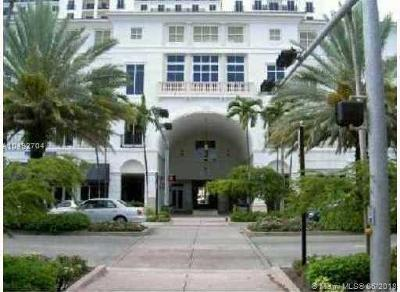 Coral Gables Condo For Sale: 10 SE Aragon Av #1509