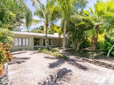 Fort Lauderdale Single Family Home For Sale: 742 NE 17th Ter
