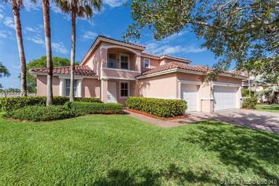 Pembroke Pines Single Family Home For Sale: 19174 SW 16th St