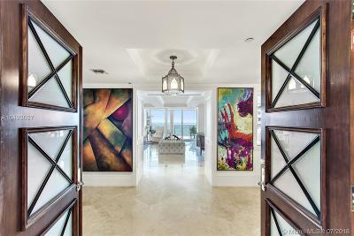Coconut Grove, Coral Gables, Key Biscayne, Miami, Pinecrest Condo For Sale: 445 Grand Bay Dr #1201