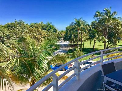 Miami Beach Condo For Sale: 226 Ocean Dr #3B