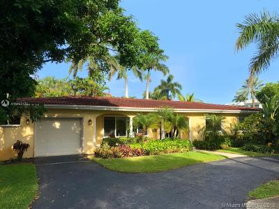 Fort Lauderdale Single Family Home For Sale: 2300 Middle River Dr