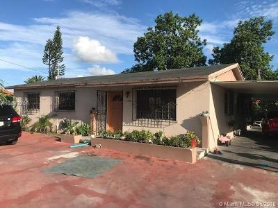 Miami Single Family Home For Sale: 11860 SW 35th St