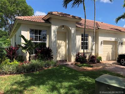 Pembroke Pines Single Family Home Active With Contract: 1706 NW 78th Way