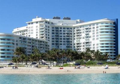 Miami Beach Condo For Sale: 5151 Collins Ave #928