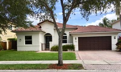 Doral Single Family Home For Sale: 11152 NW 71st Ter