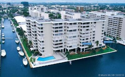 Fort Lauderdale Condo For Sale: 3100 NE 48th St #312