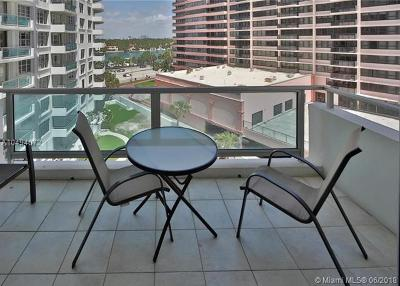 Miami Beach Condo For Sale: 5161 Collins Ave #711