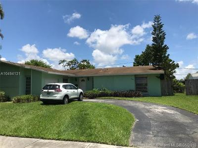 Cutler Bay Single Family Home For Sale: 10125 SW 200th St