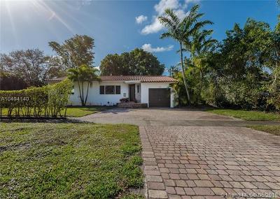 Miami Shores Single Family Home For Sale: 130 NE 97