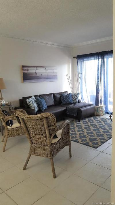 Hallandale Condo For Sale: 1980 S Ocean Dr #2C