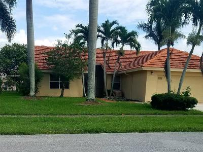 Boynton Beach Single Family Home For Sale: 9736 Sun Pointe Dr