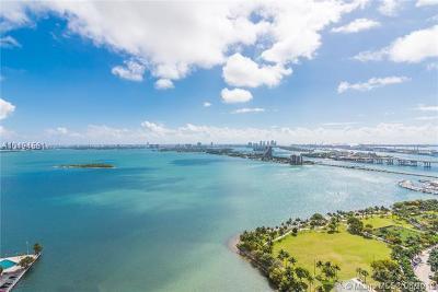 Miami Condo For Sale: 2020 N Bayshore Dr #3108