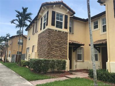 Cutler Bay Condo For Sale: 9247 SW 227th St #1-2