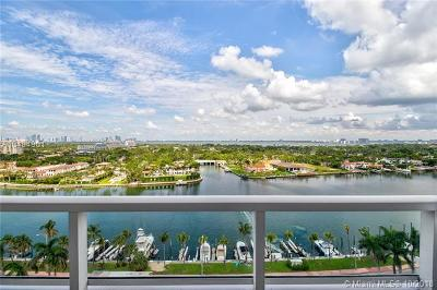 Miami Beach Condo For Sale: 5005 Collins Ave #1506