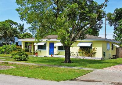 Fort Lauderdale Single Family Home For Sale: 650 Alabama Ave
