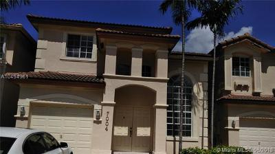 Doral Single Family Home For Sale: 7004 NW 115th Ct