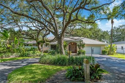 Palmetto Bay Single Family Home For Sale: 7331 SW 165th St