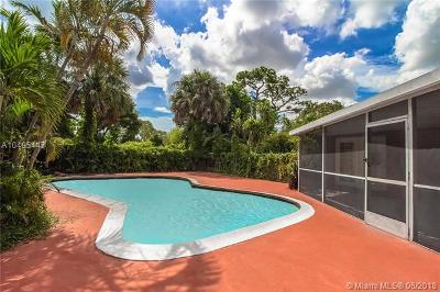 Fort Lauderdale Single Family Home For Sale: 100 SW 21st Way